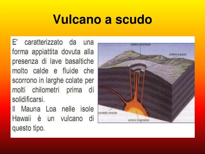 Vulcano a scudo