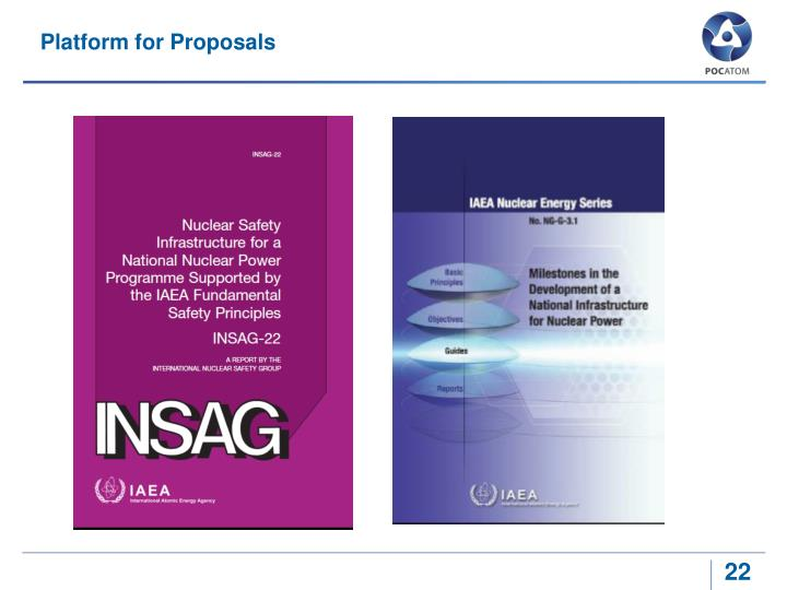 Platform for Proposals