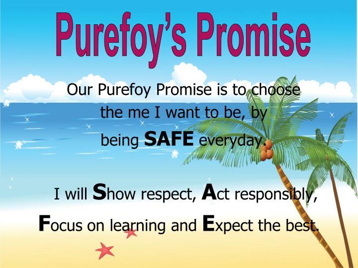 Purefoy's