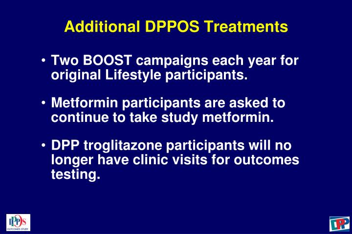 Additional DPPOS Treatments