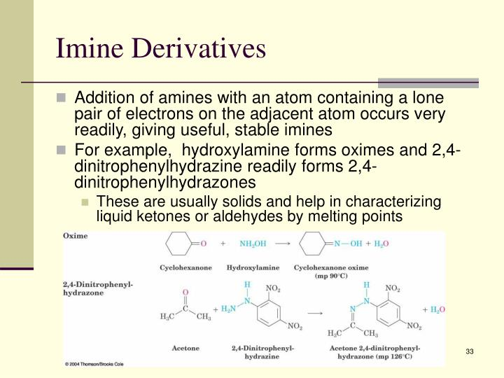 Imine Derivatives