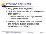 precision and recall2