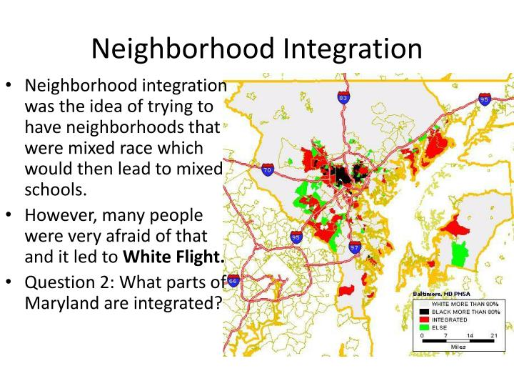 Neighborhood Integration
