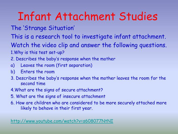 how attachment develops essay Attachment and romantic relationships 1  attachment and romantic relationships: the role of  secure attachment develops in a context in.