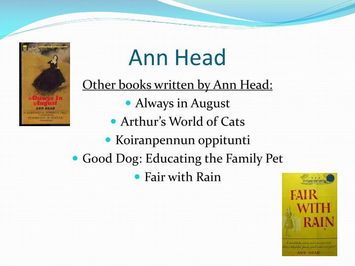 Ann Head