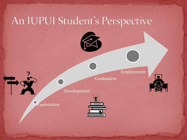 An IUPUI Student's Perspective
