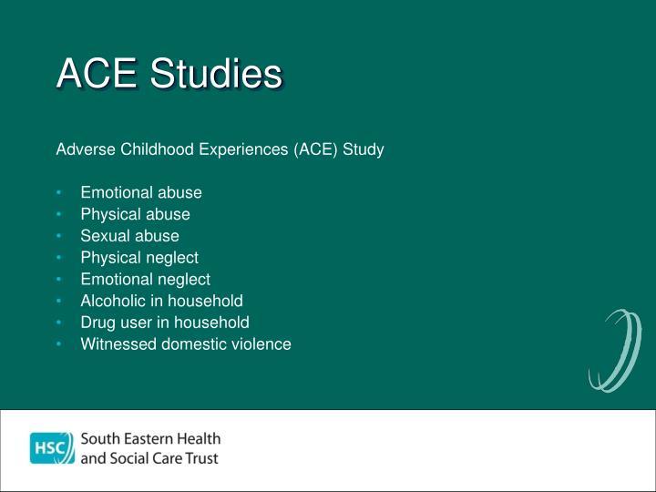 ACE Studies