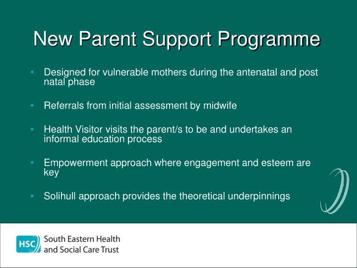 New Parent Support Programme