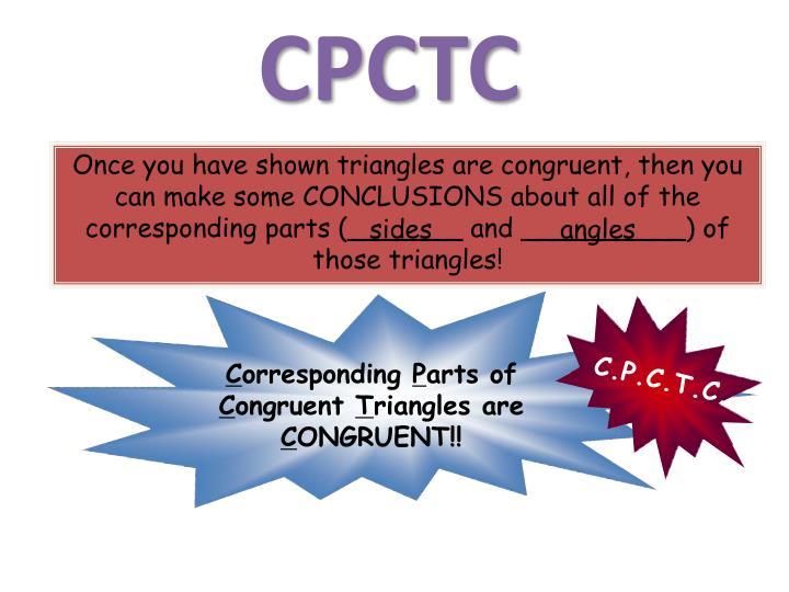 C.P.C.T.C.