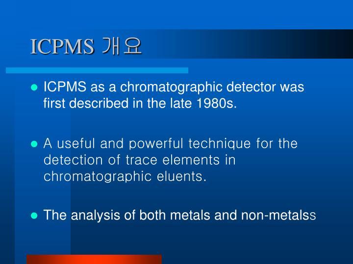 ICPMS