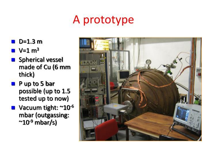 A prototype