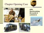 chapter opening case