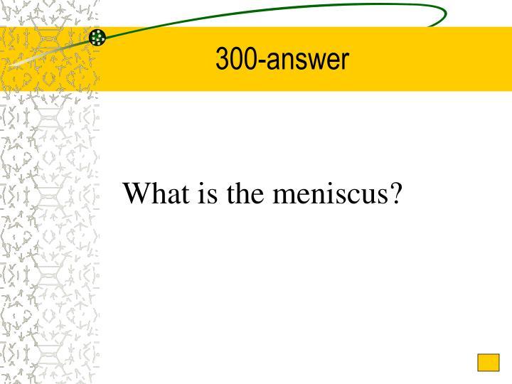 300-answer