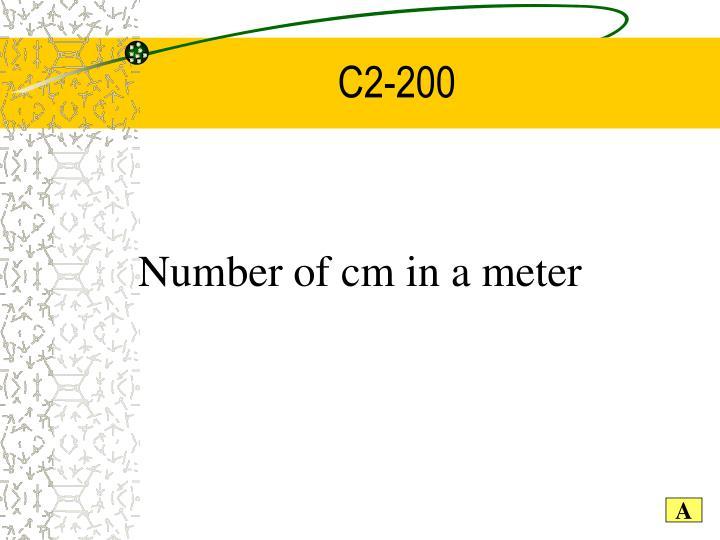 C2-200
