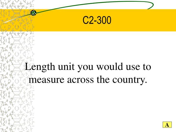 C2-300