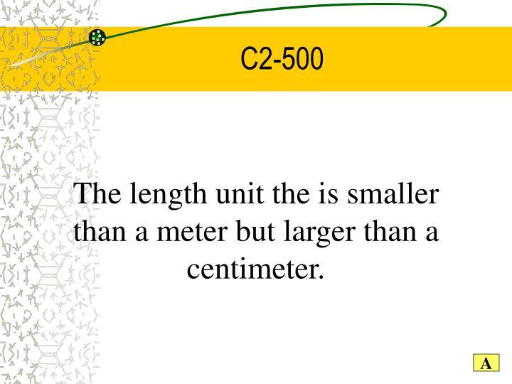 C2-500