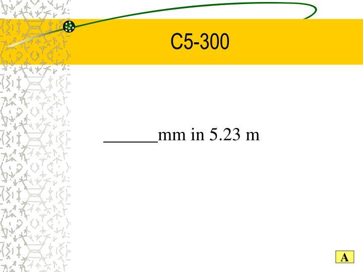 C5-300