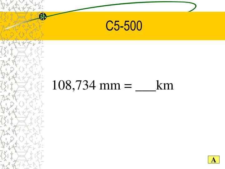 C5-500