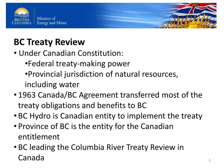 BC Treaty Review