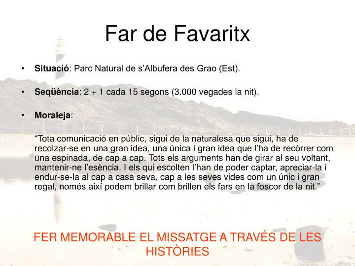 Far de Favaritx