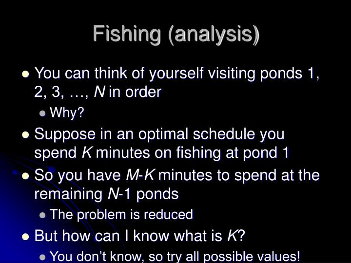 Fishing (analysis)