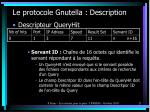 le protocole gnutella description7