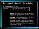 le protocole gnutella description8