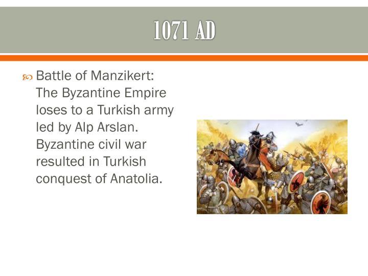 1071 AD