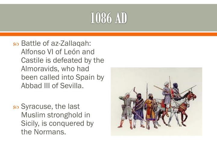 1086 AD