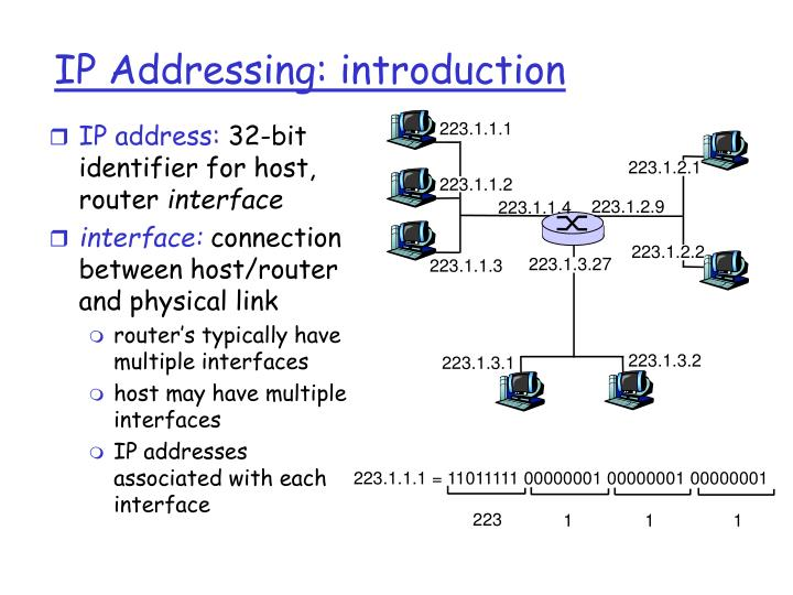 IP address: