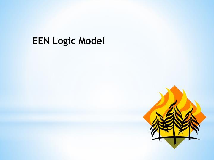 EEN Logic Model