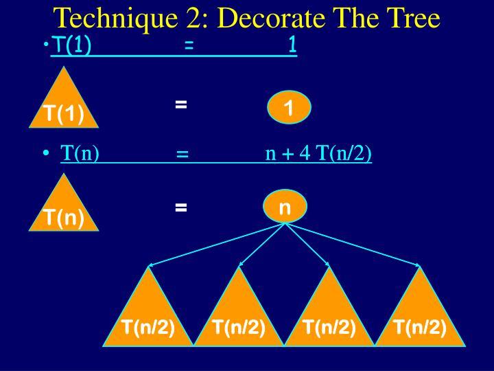 T(1)              =              1