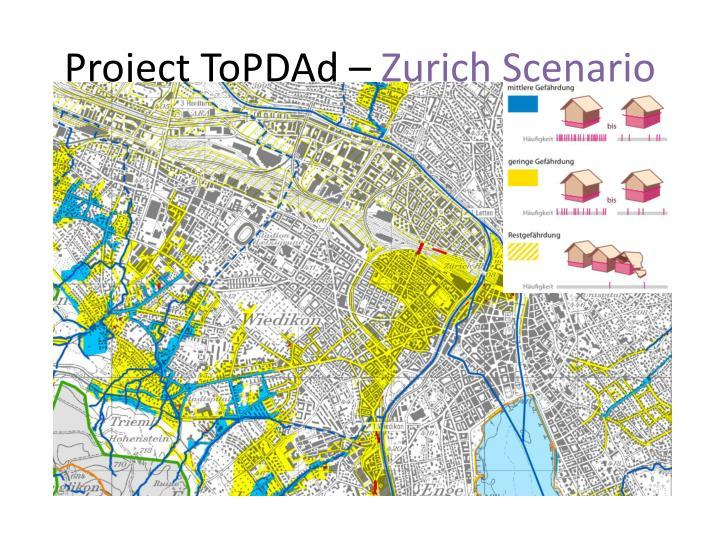 Project ToPDAd –