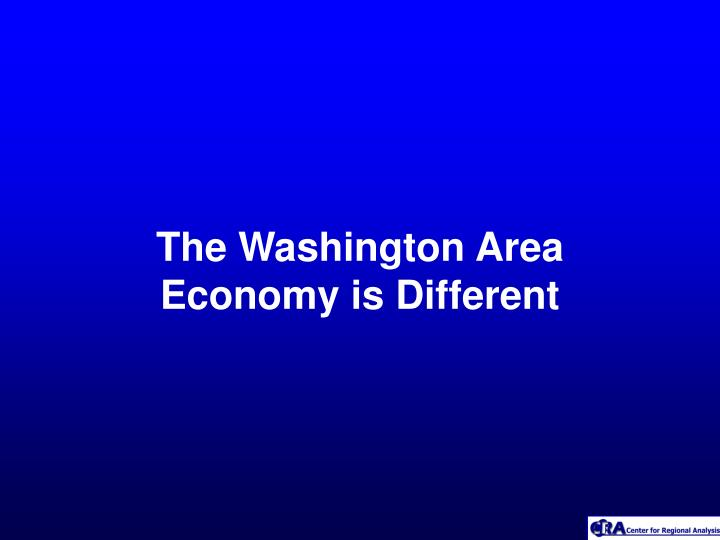 The Washington Area