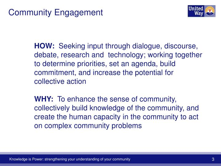 Community engagement1
