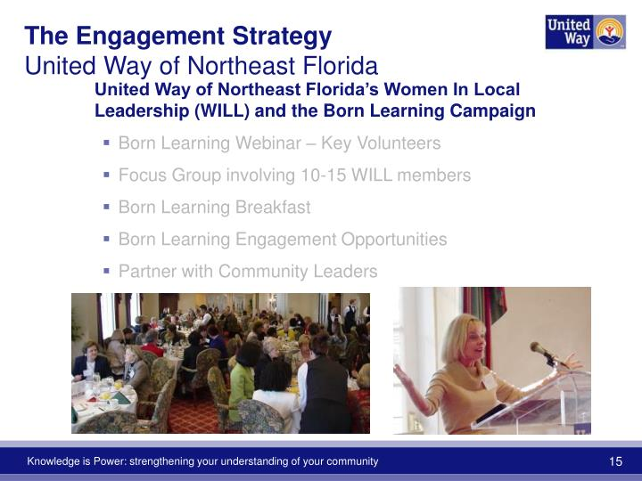 The Engagement Strategy