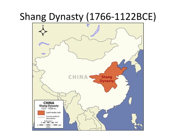 Shang Dynasty (1766-1122BCE)