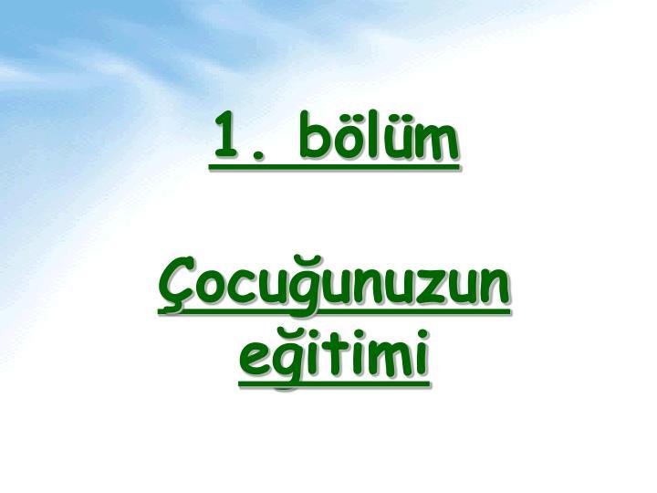 1. blm