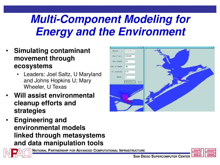 Multi-Component Modeling for