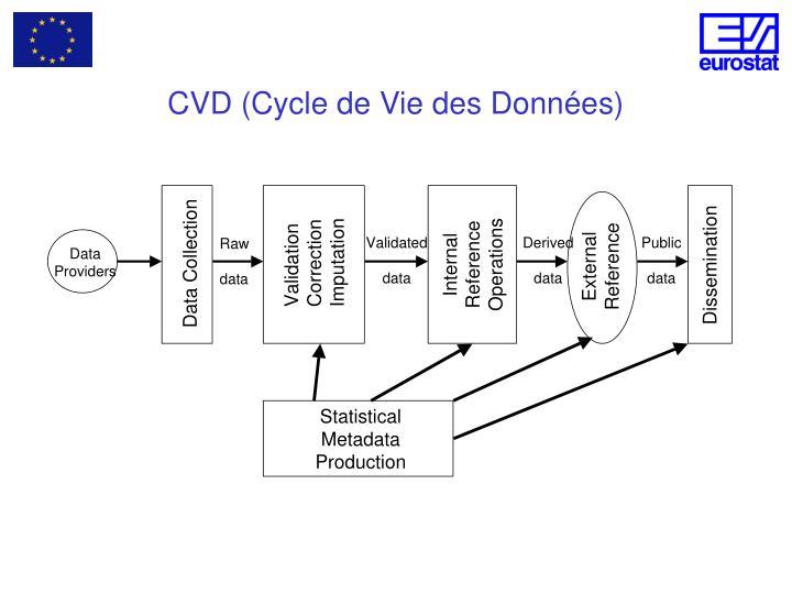 CVD (Cycle de Vie des Données)