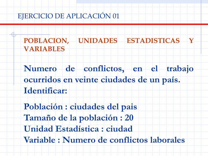 EJERCICIO DE APLICACIÓN 01