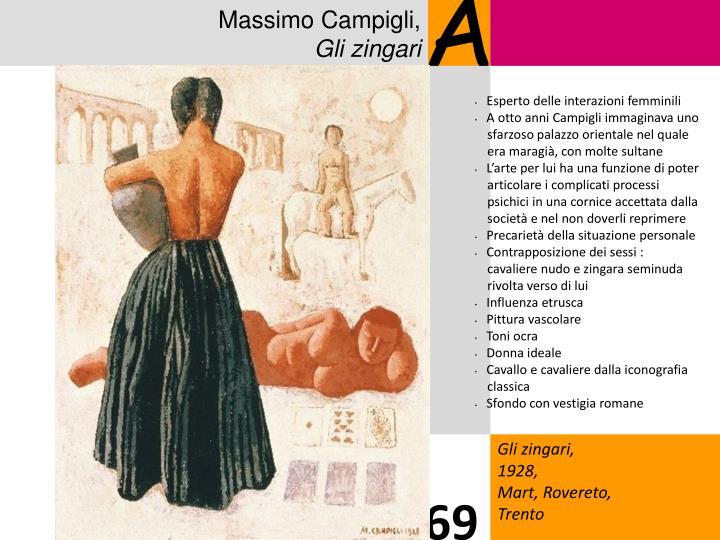 Massimo Campigli,