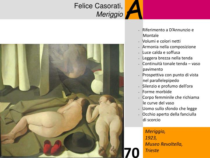 Felice Casorati,