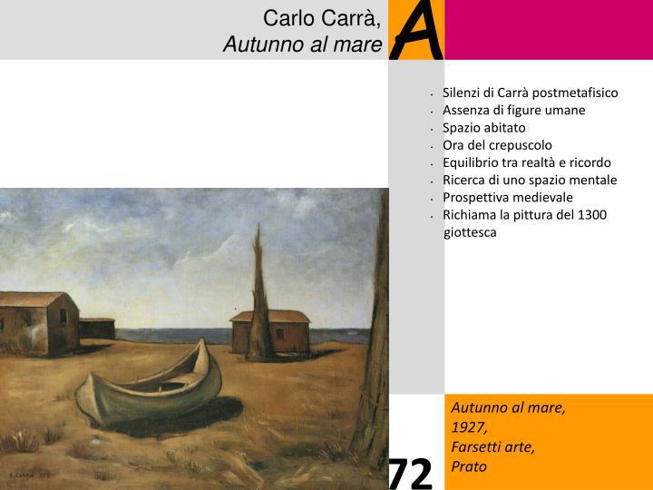 Carlo Carrà,