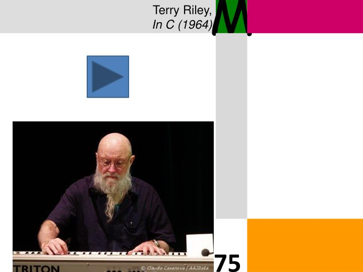 Terry Riley,