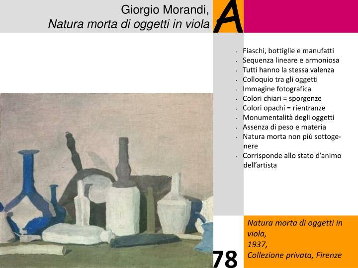 Giorgio Morandi,