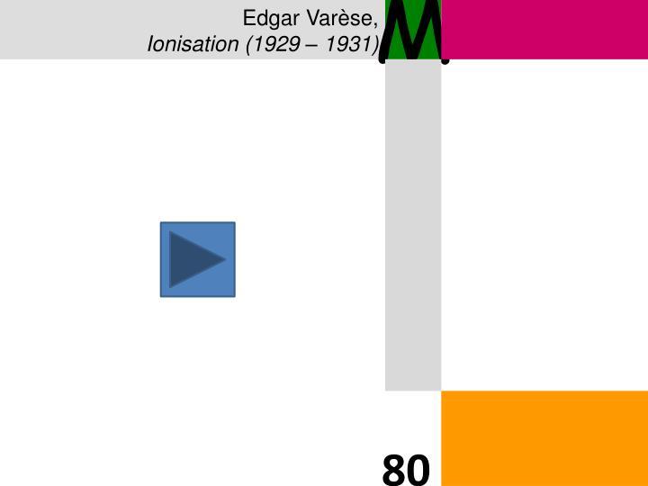 Edgar Varèse,