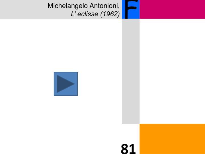 Michelangelo Antonioni,