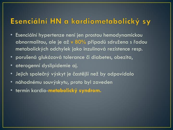 Esenciální HN a