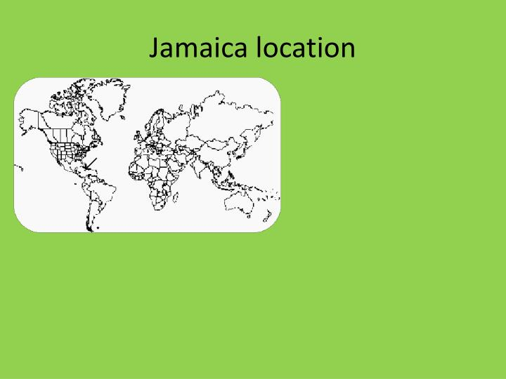 Jamaica location
